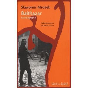 LF Mrożek, Balthazar Autobiographie