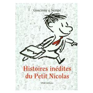 LF Sempe-Gościnny, Histoires Inedites du Petit Nicolas 1