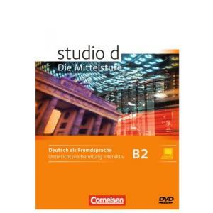 Studio d B2 Unterrichtsvorbereitung Interaktiv auf CD-ROM