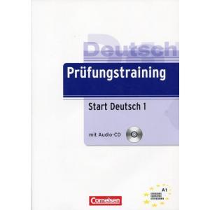 Prüfungstraining DaF Start Deutsch 1 A1 + CD