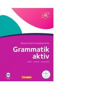 Grammatik Aktiv A1-B1  Podręcznik + CD