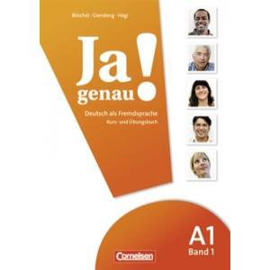 Ja genau! A1-Band 1. Kurs und übungsbuch