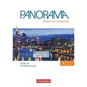 Panorama A2. Podręcznik nauczyciela