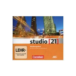 Studio 21 A1 Medienpaket CD+DVD mit Übungsbooklet