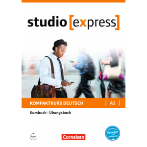 Studio Express A1. Podręcznik z Ćwiczeniami