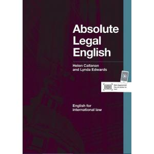 Absolute Legal English + CD