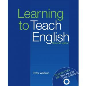Learning To Teach English. Książka + DVD