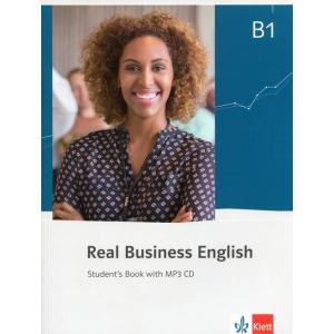 Real Business English B1 Student's Book + MP3 CD