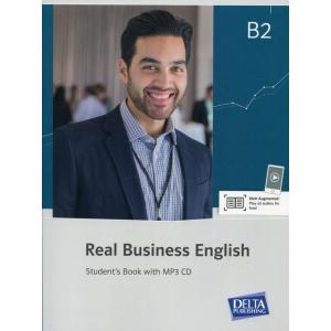 Real Business English B2 Student's Book + MP3 CD