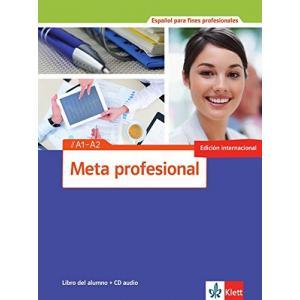 Meta Profesional A1-A2. Podręcznik + CD