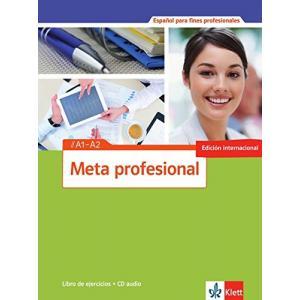 Meta Profesional A1-A2. Ćwiczenia + CD