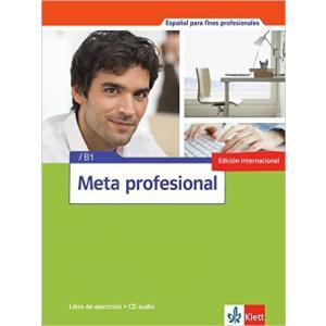 Meta Profesional B1. Ćwiczenia + CD