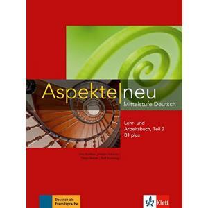 Aspekte Neu B1+ Część 2. Podręcznik z Ćwiczeniami