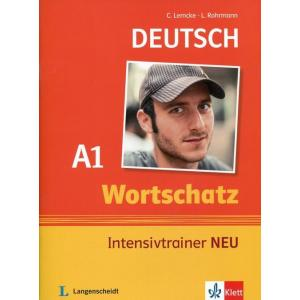 Deutsch Wortschatz. Intensivtrainer Neu