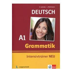 Grammatik A1. Intensivtrainer Neu