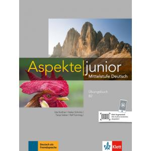 Aspekte Junior B2. Ćwiczenia + Audio Online