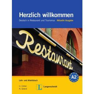 Herzlich Willkommen. Podręcznik z Ćwiczeniami + CD