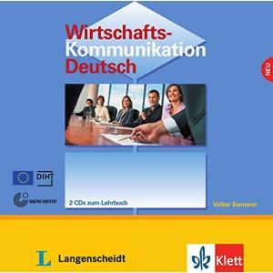 Wirtschaftskommunikation Deutsch Neu. CD do Podręcznika