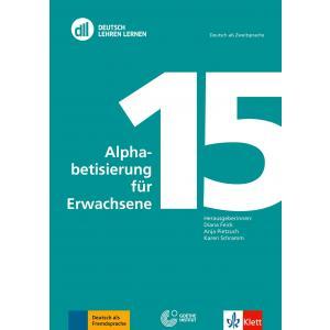 DLL 15. Alphabetisierung für Erwachsene. Książka + DVD