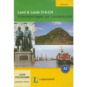 Land & Leute D-A-CH DVD