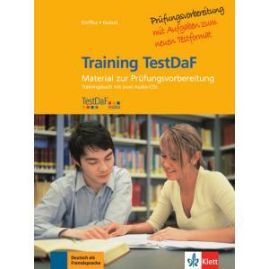 Training TestDaf + CD