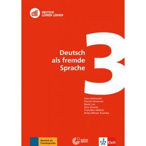 Deutsch Lehren Lernen 3. Deutsch als Fremde Sprache + DVD