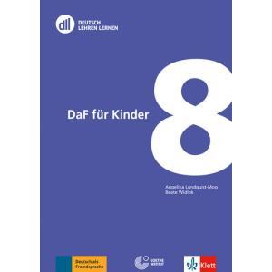Deutsch Lehren Lernen 8. DaF für Kinder + DVD