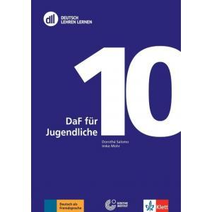 DLL 10. DaF für Jugendliche. Książka + DVD
