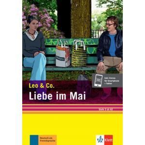 Liebe im Mai. Książka + online