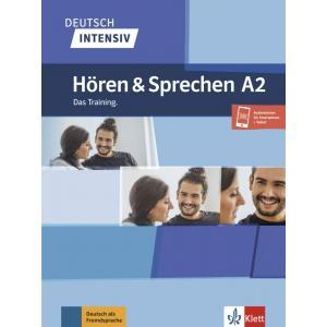 Deutsch Intensiv. Horen und Sprechen A2. Das Training