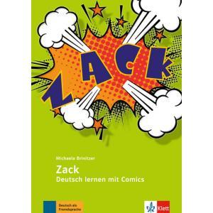 Zack. Deutsch Lernen mit Comics