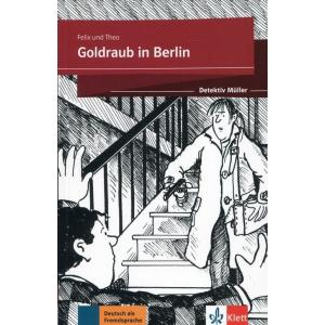 Goldraub in Berlin. Buch plus Online