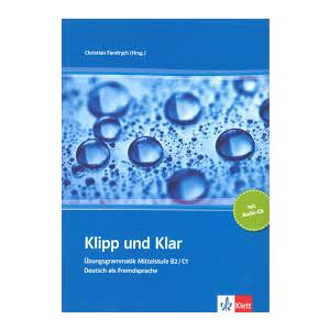 Klipp und Klar Mittelstufengrammatik + CD