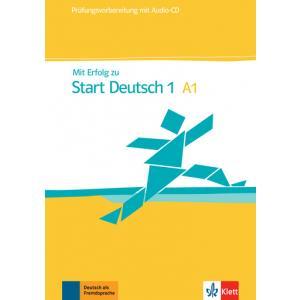 Mit Erfolg Zu Start Deutsch 1 A1. Ćwiczenia z Testami + CD