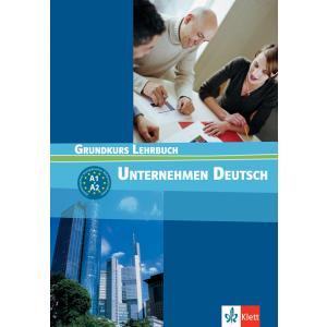 Unternehmen Deutsch Grundkurs A1-A2. Podręcznik