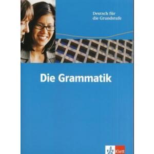 Die Grammatik   Deutsch Für Die Grundstufe
