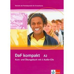 DaF kompakt A2. Podręcznik z Ćwiczeniami + CD