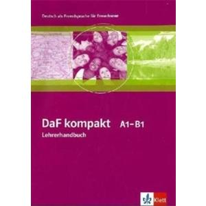 DaF kompakt A1-B1. Książka Nauczyciela
