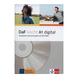 DaF Leicht A1. Oprogramowanie Tablicy Interaktywnej