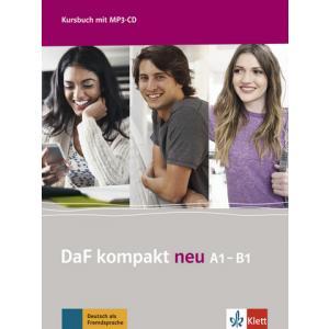 DaF Kompakt Neu A1-B1. Podręcznik + MP3