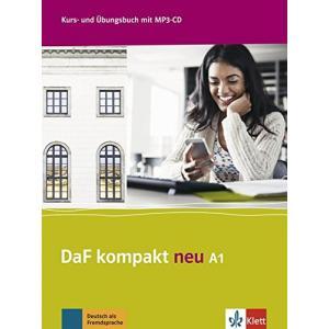 DaF Kompakt Neu A1. Podręcznik z Ćwiczeniami + MP3