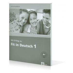 Mit Erfolg Zu Fit In Deutsch 1. Podręcznik Nauczyciela