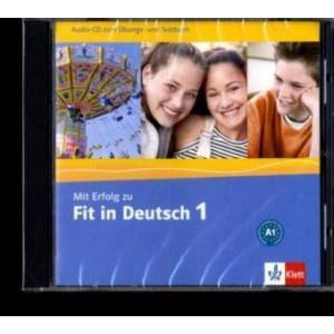 Mit Erfolg Zu Fit In Deutsch 1. CD do Podręcznika