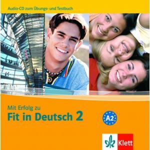 Mit Erfolg Zu Fit In Deutsch 2. CD do Podręcznika