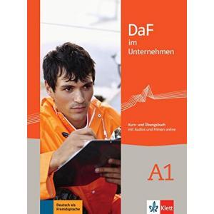 DaF im Unternehmen A1. Podręcznik z Ćwiczeniami