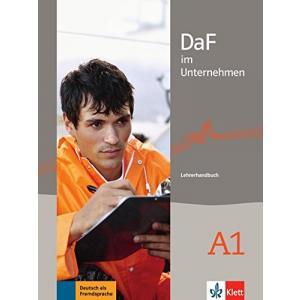 DaF im Unternehmen A1. Książka Nauczyciela