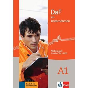 DaF im Unternehmen A1. Medienpaket