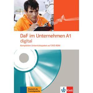 DaF im Unternehmen A1. Digital