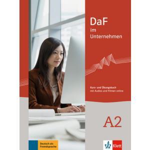 DaF im Unternehmen A2. Podręcznik z Ćwiczeniami