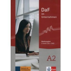DaF im Unternehmen A2. Medienpaket